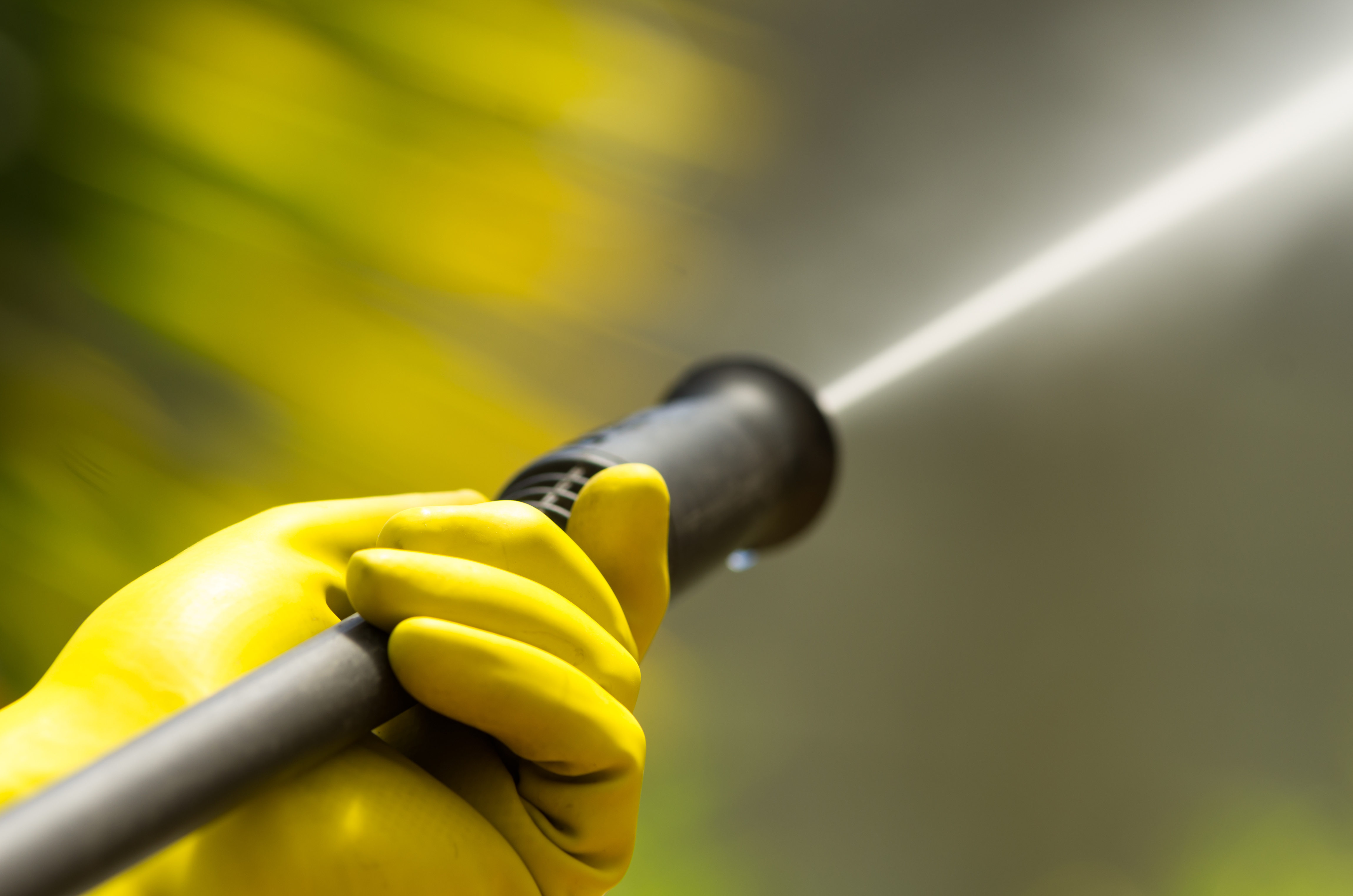 local house power washing tips