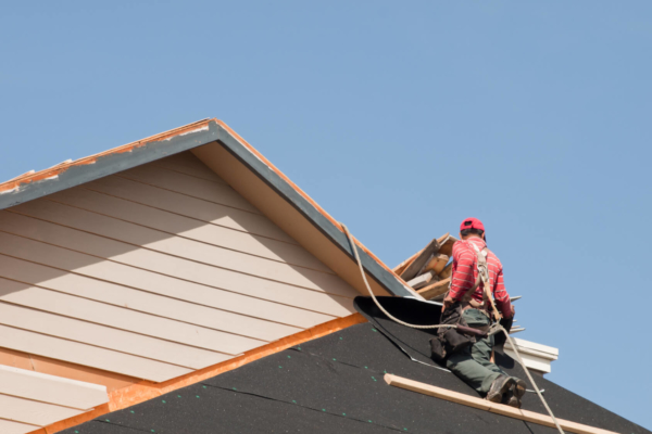 roof restoration in st paul