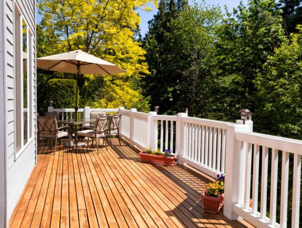 cedar deck cleaning in st paul