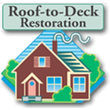 Roof to Deck Restoration Logo