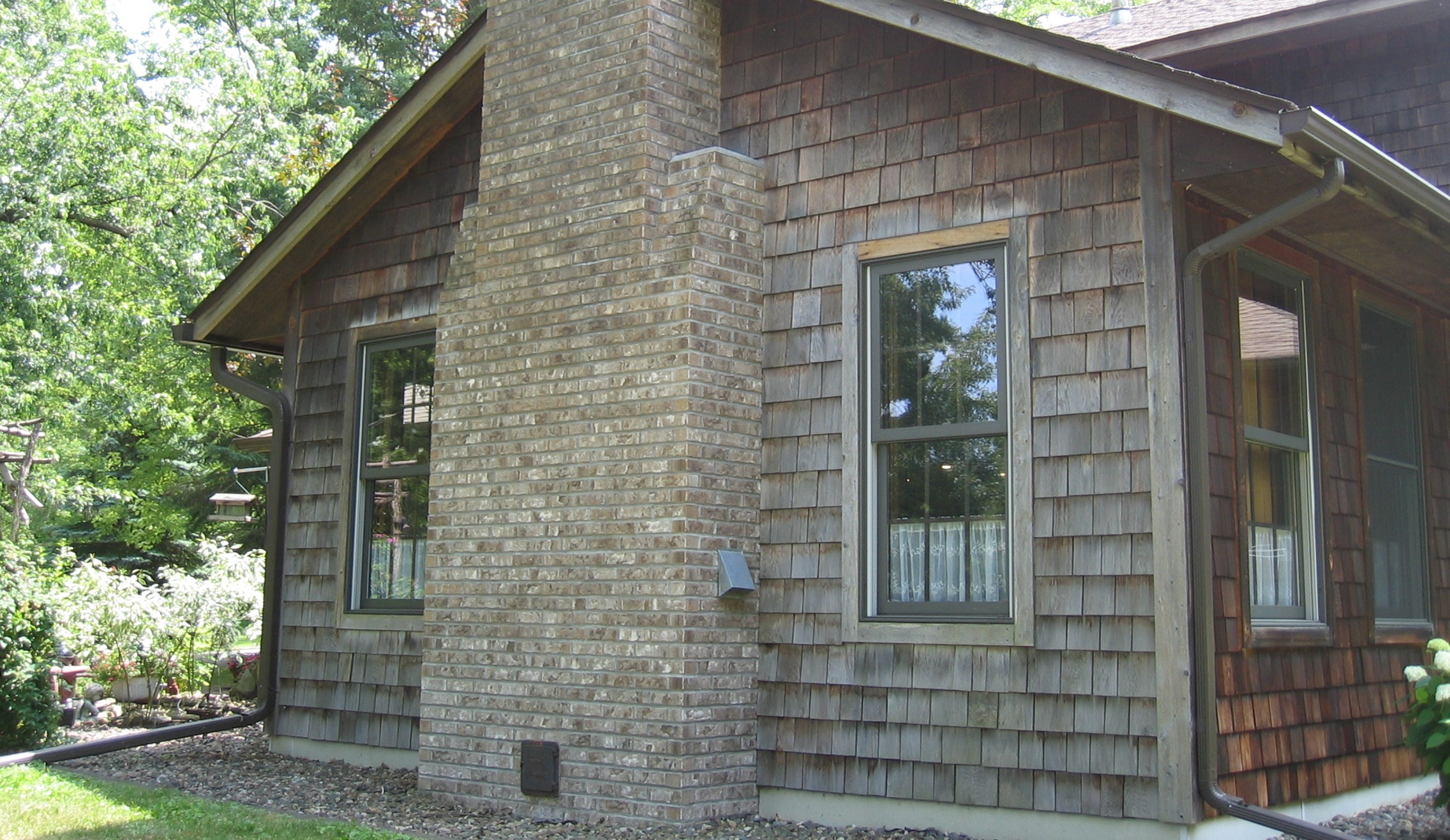 greater twin cities cabin siding cleaning