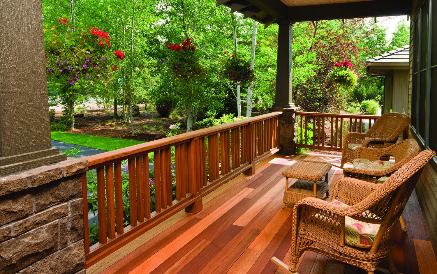 deck power washing services in st paul