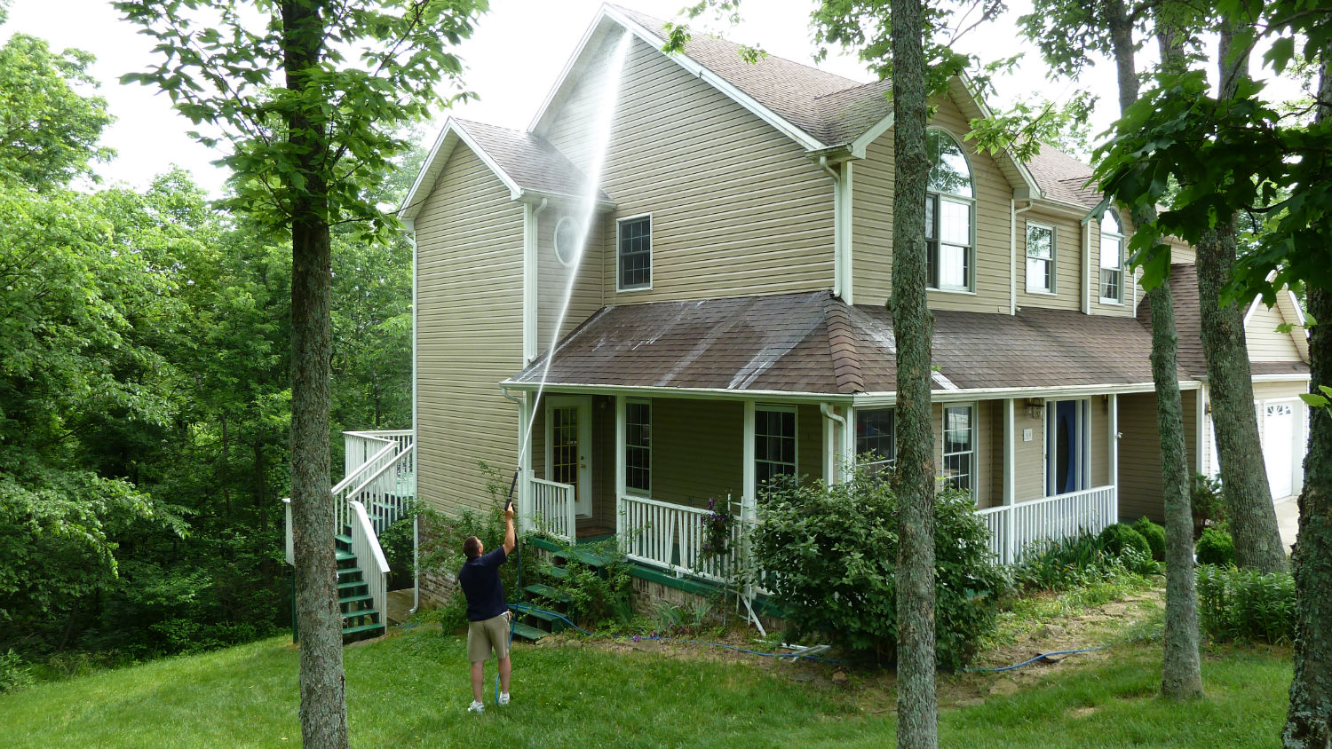 home power washers in minneapolis