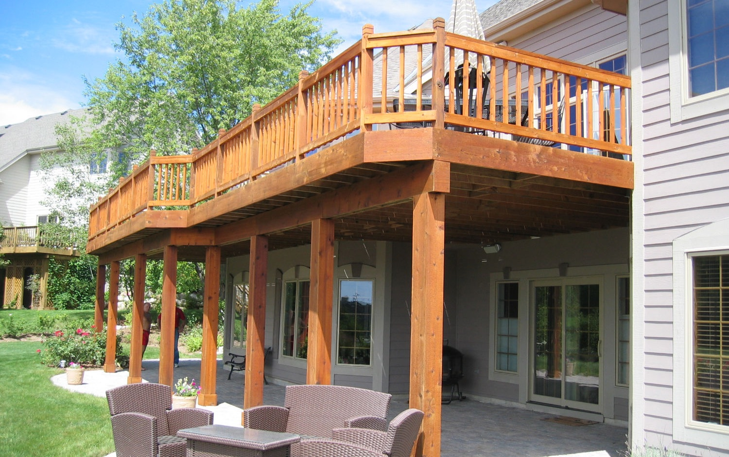 twin cities deck restoration experts