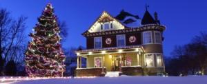 residential christmas light installation st paul mn