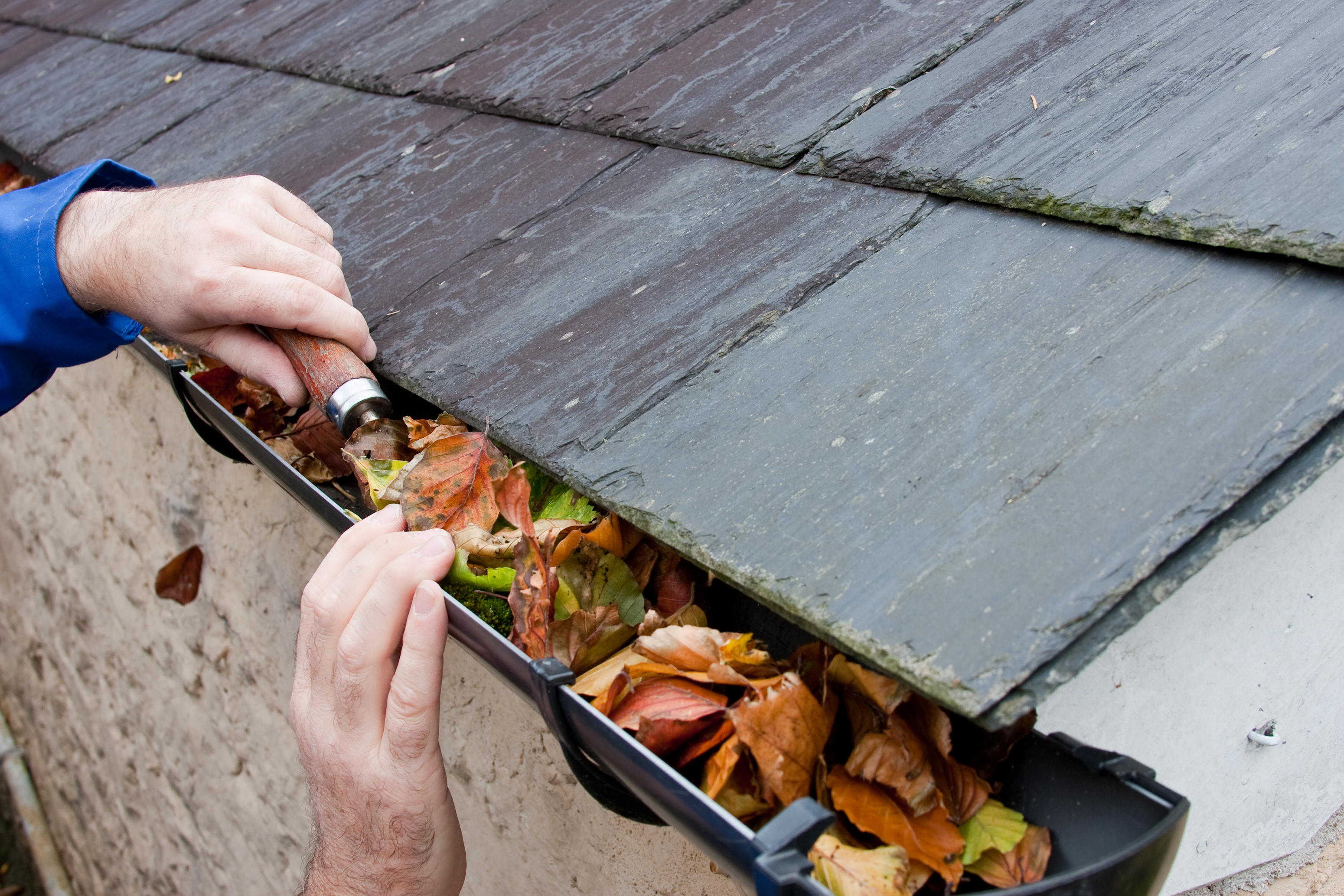 professional gutter cleaning in minneapolis