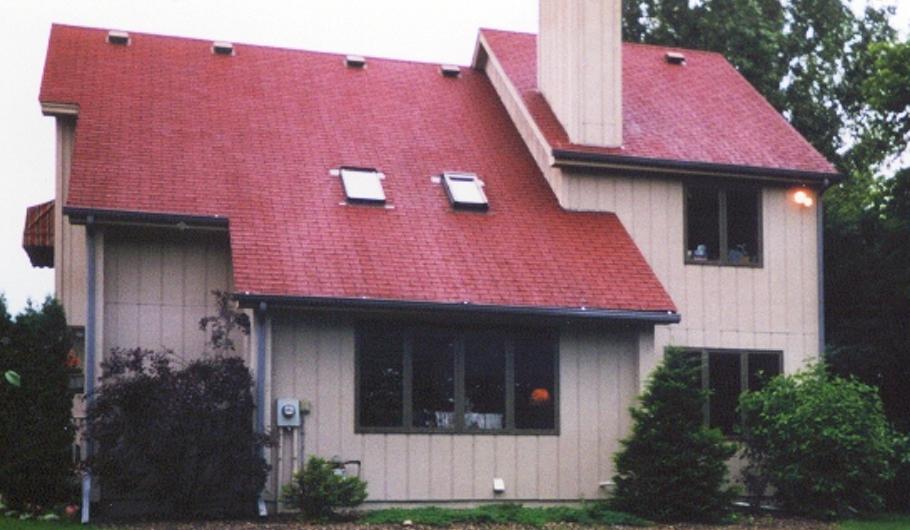asphalt roof cleaners in st paul