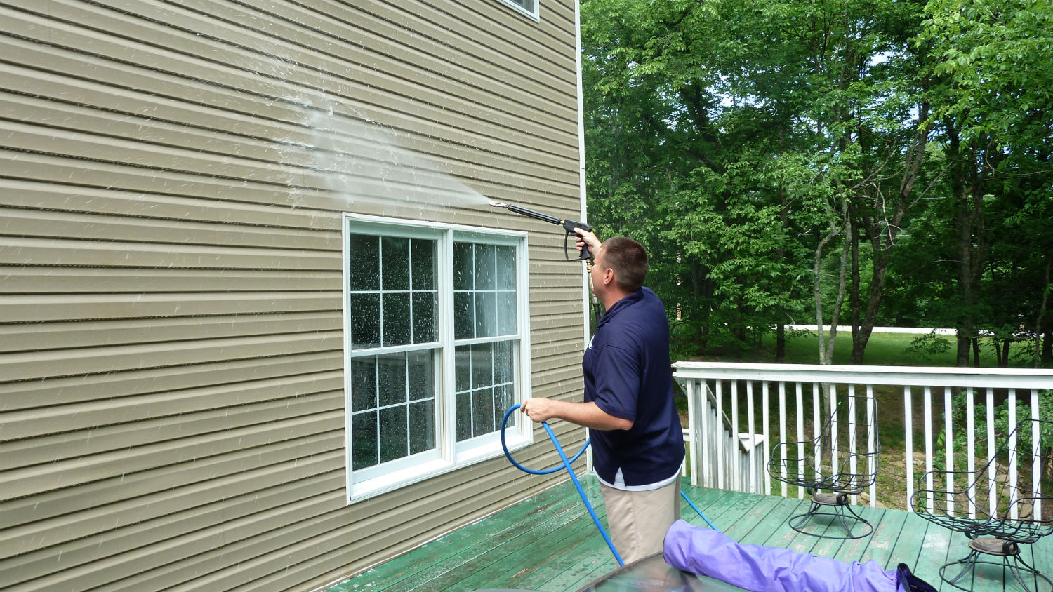 st paul house power washing