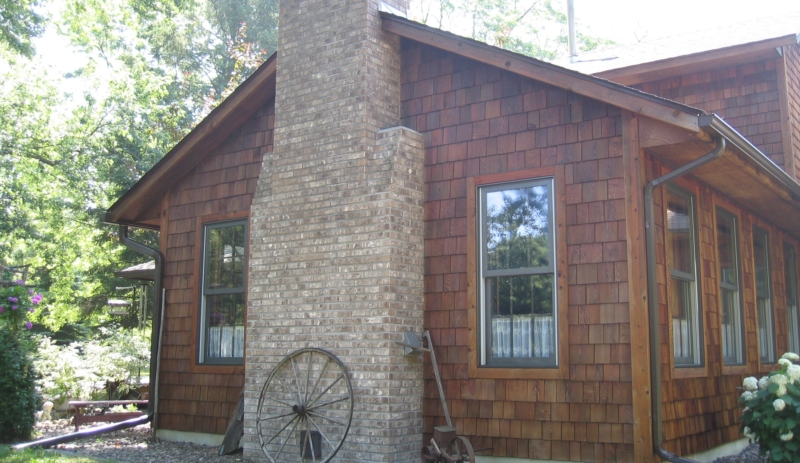 cabin siding cleaning in greater minneapolis