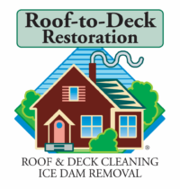 Roof-to-Deck deck cleaning in minneapolis